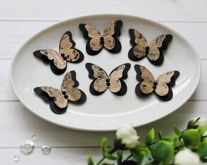 Butterfly Vintage (A176)