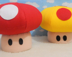 Toad Cogumelo do Super Mario Bross (valor unitário)