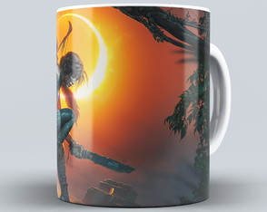 Caneca Shadow Of The Tomb Raider