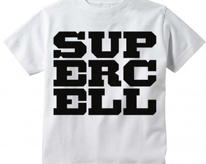 Camiseta Infantil Supercell Clash