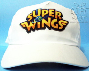 Boné infantil Super Wings