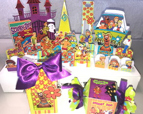KIT FESTA SCOOBY-DOO