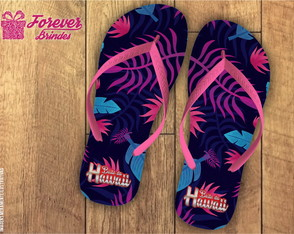 CHINELO PERSONALIZADO - TROPICAL
