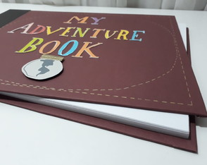 SCRAPBOOK - Album UP altas aventuras