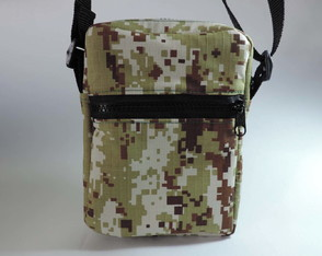 Mini Bag Estampa Exercito