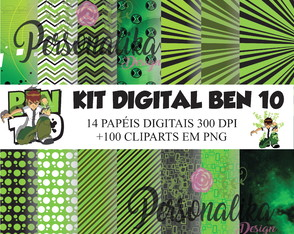 KIT DIGITAL BEN 10