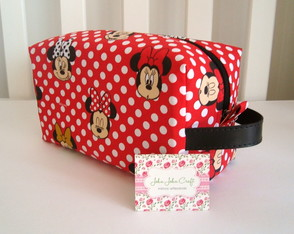 Necessaire Baby Box - Minnie