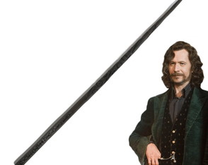 Varinha Harry Potter - Sirius Black - Hogwarts