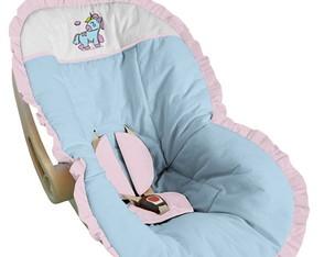 4d8d3943b8 Capas para Bebê Conforto - Coleção de Baby Luxo Campinas ...