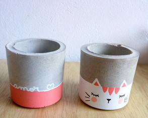 Kit Funny cat 2 vasos
