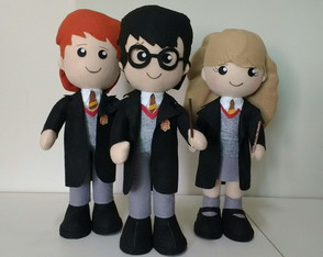 HARRY POTTER E AMIGOS