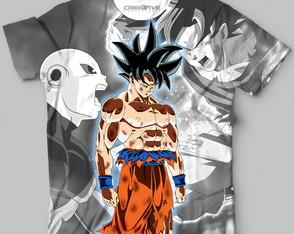 7b8a74cf11 ... Camisa Camiseta Anime Dragon Ball Super Goku ...