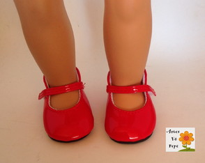 a36cddee5 Sapatos p our generation  American girl