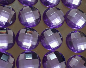 Chaton 16mm Lilas 50 Unid