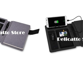 Caderno Power Bank - DS14038
