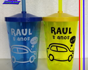 Copo Twister 500ml Personalizado Silk F