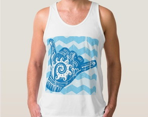 Camiseta Regata Hang Loose