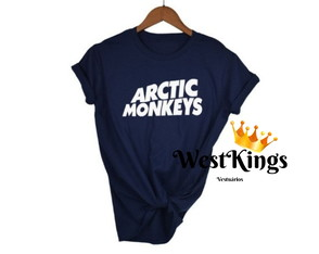 Camiseta Arctic Monkeys Rock In Rio Lollapaloosa