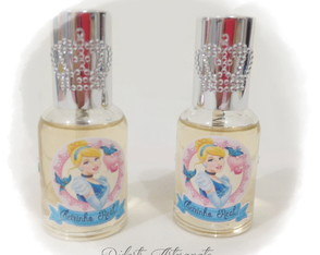 Perfume Personalizado As Princesas