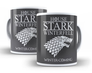 Caneca Game of Trones - House Stark