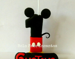 Vela Mickey biscuit
