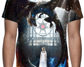 Camiseta - Game of Thrones 8ª Temporada