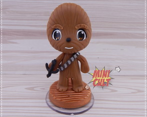 Mini Toy Chibi Chewbacca