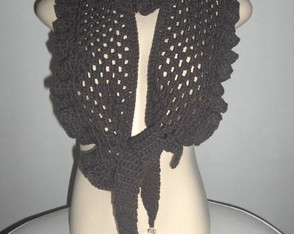 cachecol-scarf-brown