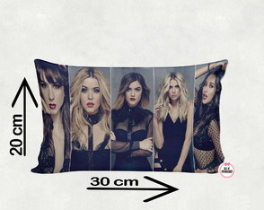Almofada Pretty Little Liars Mini 30cmx20cm modelo 4