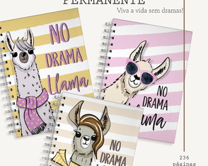 Planner Lhama