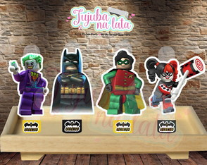 TUBETES Lego Batman movie