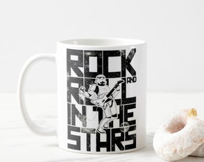 Caneca Rock 'N' Roll In The Stars