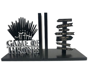 Aparador De Livros Game of Thrones
