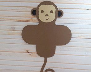 Forminha MACACO BABY