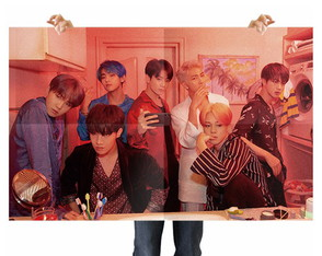 Poster Map Of The Soul PERSONA Concept 2 – BTS