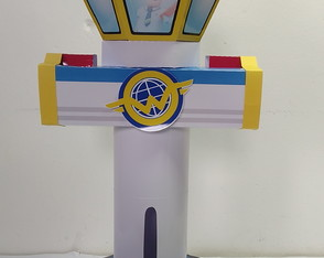 Torre de comando - Super Wings