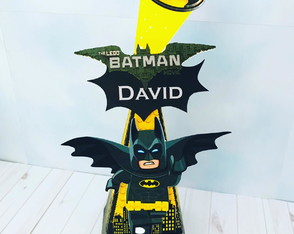 CAIXA PIRAMIDE LEGO BATMAN !!