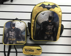 Kit Escolar Batman G