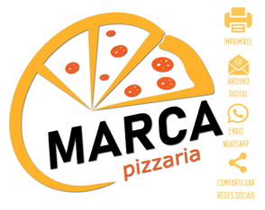 Logotipo Pizzaria