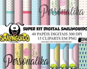 SUPER KIT DIGITAL SMILINGUIDO