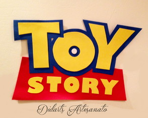 Painel Toy Story Personalizado