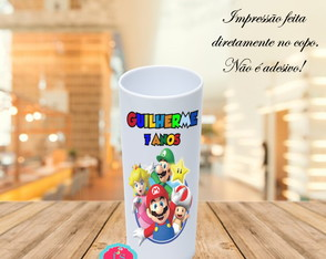 COPO LONG DRINK SUPER MARIO