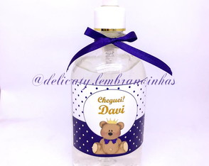 Alcool gel 500 ml personalizado