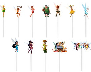 Toppers Tinker Bell