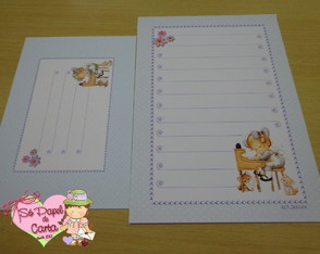 Kit Papel de Carta MoreHead - MH4