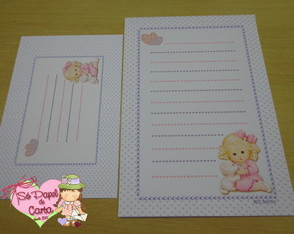 Kit Papel de Carta MoreHead - MH5