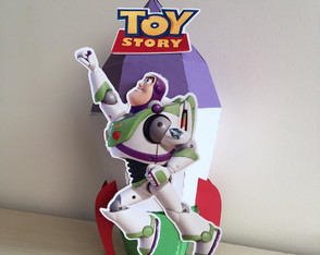 Centro Toy Story
