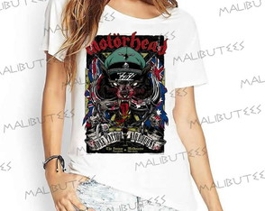 T-shirt Fashion Moderna Rock Ref 30