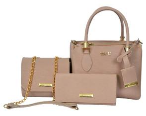 0cabba05c7 kit de 3 bolsas femininas ou unissex mega promoção marcas 01