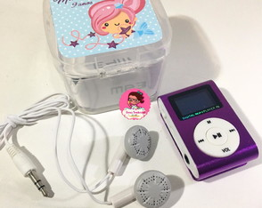 Mini MP3 Player Sereia
